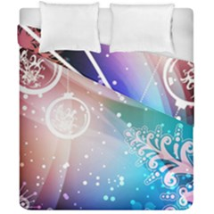 Christmas Duvet Cover Double Side (california King Size) by Mariart