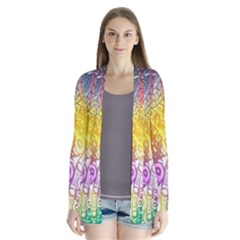 Multi Colour Alpha Cardigans by Mariart