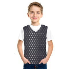 Rabstol Net Black White Space Light Kids  Sportswear by Mariart