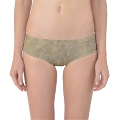 Abstract Forest Trees Age Aging Classic Bikini Bottoms