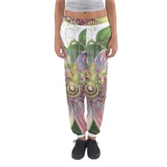 Passion Flower Flower Plant Blossom Women s Jogger Sweatpants by Nexatart