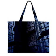 Graphic Design Background Zipper Mini Tote Bag