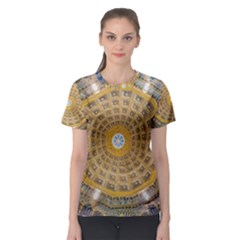 Arches Architecture Cathedral Women s Sport Mesh Tee