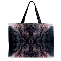 Storm Nature Clouds Landscape Tree Mini Tote Bag by Nexatart