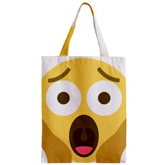 Scream Emoji Classic Tote Bag by BestEmojis