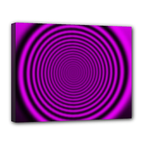 Background Coloring Circle Colors Canvas 14  X 11