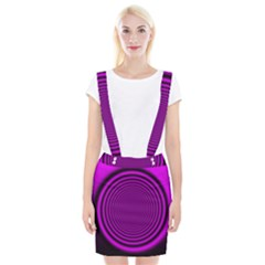 Background Coloring Circle Colors Braces Suspender Skirt