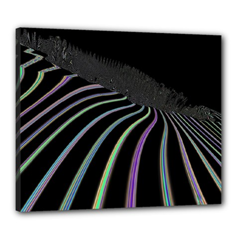 Graphic Design Graphic Design Canvas 24  X 20  by Nexatart