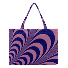 Fractals Vector Background Medium Tote Bag