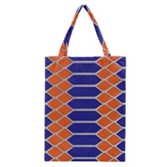 Pattern Design Modern Backdrop Classic Tote Bag by Nexatart