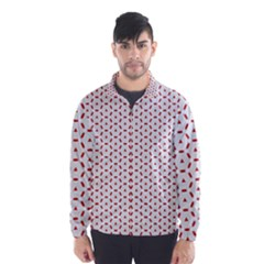 Motif Pattern Decor Backround Wind Breaker (men) by Nexatart