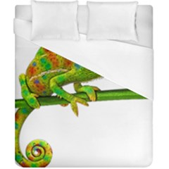 Chameleons Duvet Cover (california King Size)