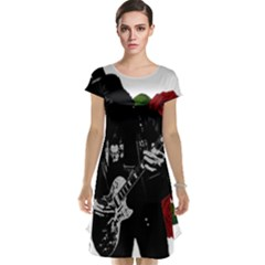 Slash Cap Sleeve Nightdress