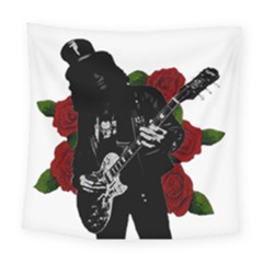 Slash Square Tapestry (large) by Valentinaart