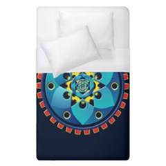 Abstract Mechanical Object Duvet Cover (single Size) by linceazul