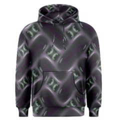 Closeup Purple Line Men s Pullover Hoodie by Mariart