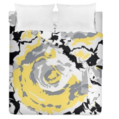 Abstract Art Duvet Cover Double Side (queen Size) by ValentinaDesign