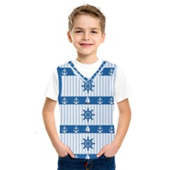 Sea Pattern Kids  Sportswear