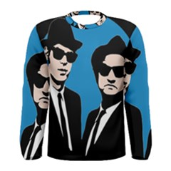 Blues Brothers  Men s Long Sleeve Tee