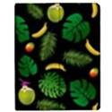 Tropical pattern Apple iPad Mini Flip Case View1