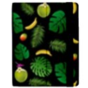 Tropical pattern Apple iPad Mini Flip Case View2