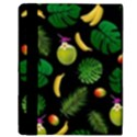 Tropical pattern Apple iPad Mini Flip Case View3