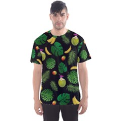 Tropical Pattern Men s Sport Mesh Tee by Valentinaart