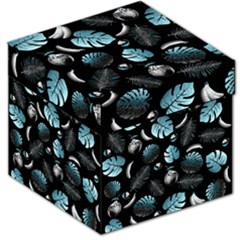 Tropical Pattern Storage Stool 12