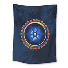Power Core Medium Tapestry