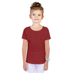 Abstract Art  Kids  One Piece Tee