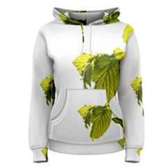 Leaves Nature Women s Pullover Hoodie