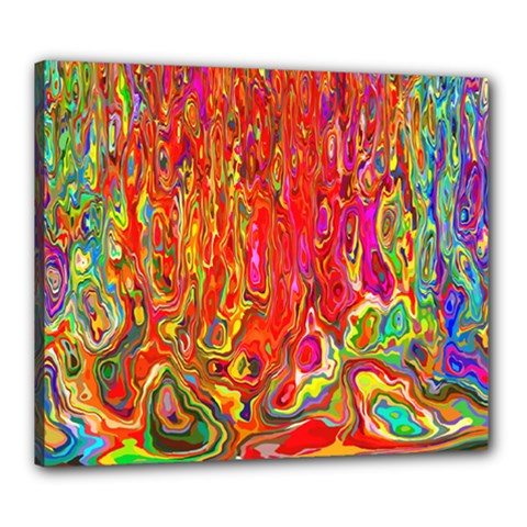 Background Texture Colorful Canvas 24  X 20
