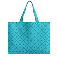 Pattern Background Texture Zipper Mini Tote Bag by Nexatart