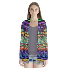 Eye Of The Rainbow Cardigans