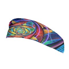 Eye Of The Rainbow Stretchable Headband