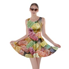 Jelly Beans Candy Sour Sweet Skater Dress