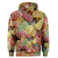 Jelly Beans Candy Sour Sweet Men s Pullover Hoodie by Nexatart