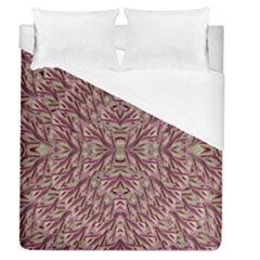 Mandala Art Paintings Collage Duvet Cover (queen Size) by pepitasart