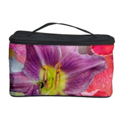 Wonderful Floral 22a Cosmetic Storage Case by MoreColorsinLife