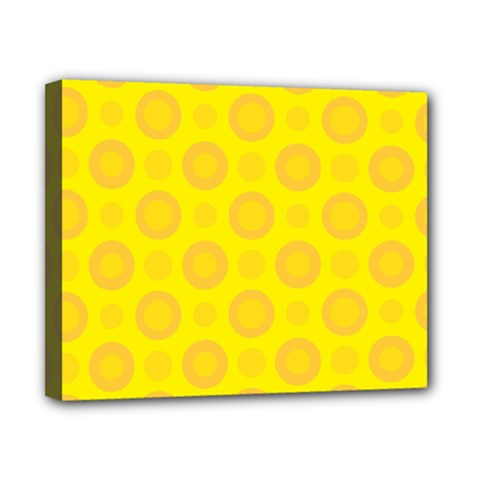 Cheese Background Canvas 10  X 8  by berwies