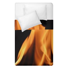 Fire Flame Pillar Of Fire Heat Duvet Cover Double Side (single Size) by Nexatart
