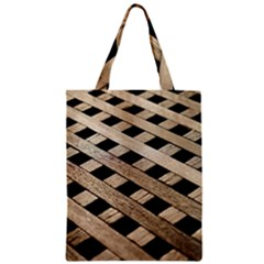Texture Wood Flooring Brown Macro Classic Tote Bag