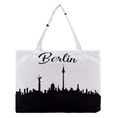 Berlin Medium Tote Bag by Valentinaart