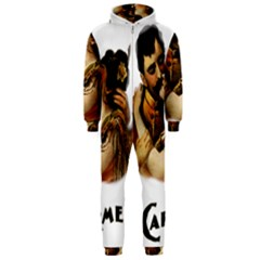 Carmen Hooded Jumpsuit (men)