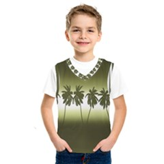 Tropical Sunset Kids  Sportswear