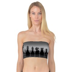 Chess Pieces Bandeau Top