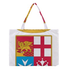 Coat Of Arms Of The Italian Navy  Medium Tote Bag by abbeyz71