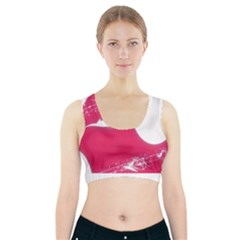 Hintergrund Tapete Texture Sports Bra With Pocket