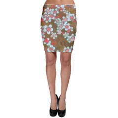 Lovely Floral 29 A Bodycon Skirt by MoreColorsinLife