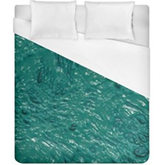 Thick Wet Paint B Duvet Cover (california King Size) by MoreColorsinLife